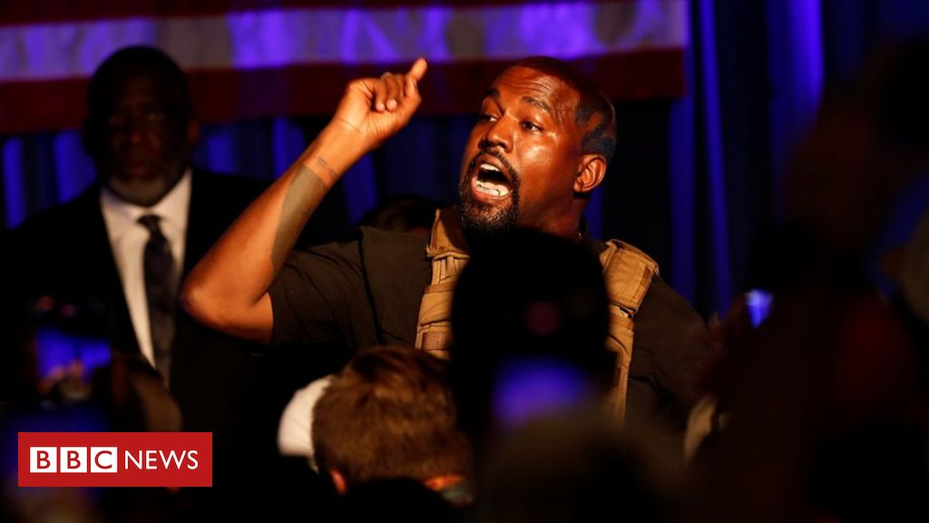 us-election-2020:-kanye-west-launches-unconventional-bid-for-presidency