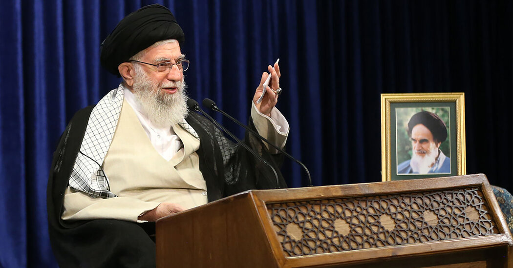 iran-won't-negotiate-with-us.,-supreme-leader-says