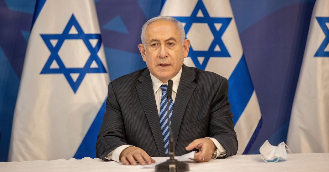 netanyahu-privately-condoned-us-plan-to-sell-arms-to-uae.,-officials-say