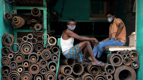 india's-economy-to-contract-9%-due-to-impact-of-coronavirus-pandemic-–-s&p