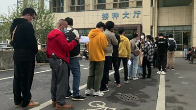 hundreds-queue-in-yiwu,-china-for-experimental-covid-19-vaccine