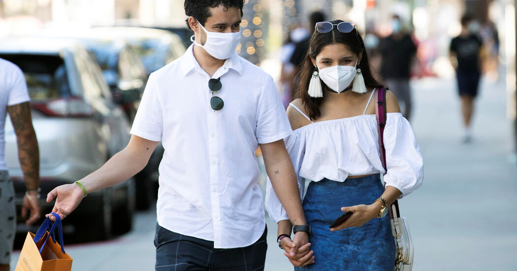 most-americans-have-been-wearing-masks-since-spring,-the-cdc-says.