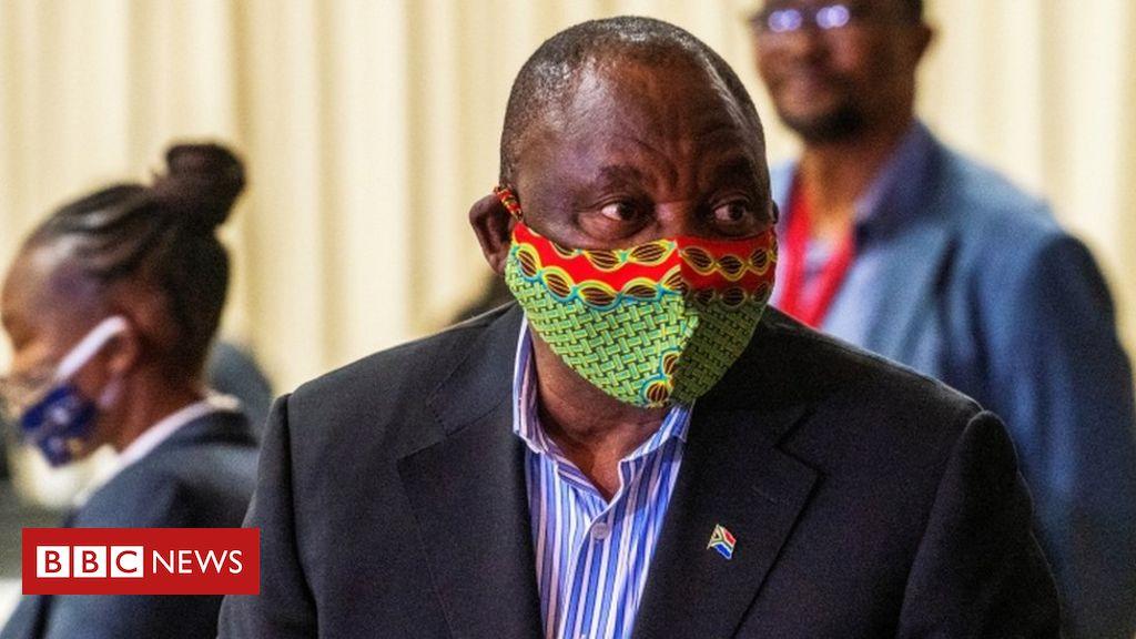 coronavirus:-south-africa's-president-cyril-ramaphosa-self-quarantines