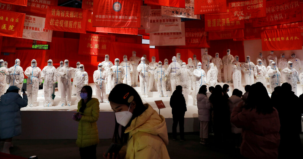 a-year-after-wuhan,-china-tells-a-tale-of-triumph-(and-no-mistakes)