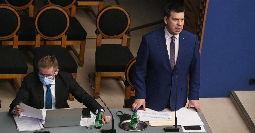 estonia's-prime-minister-juri-ratas-resigns-over-corruption-scandal