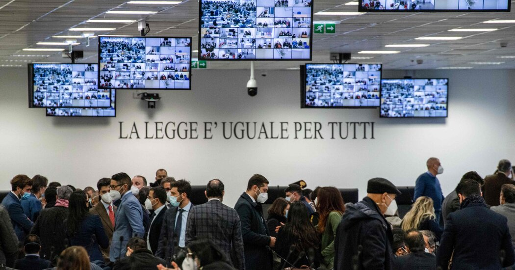 italy-starts-largest-mob-trial-in-decades