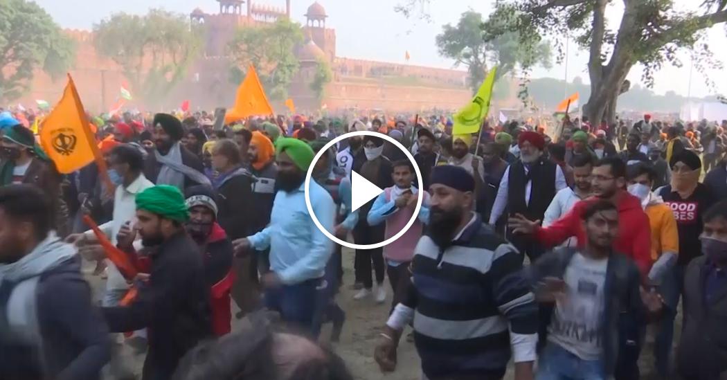 farmers-protest-in-new-delhi
