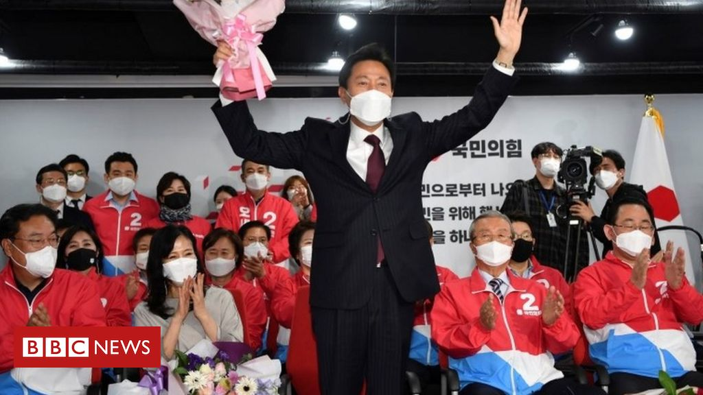 south-korea-ruling-party-suffers-crushing-defeat-in-mayoral-vote