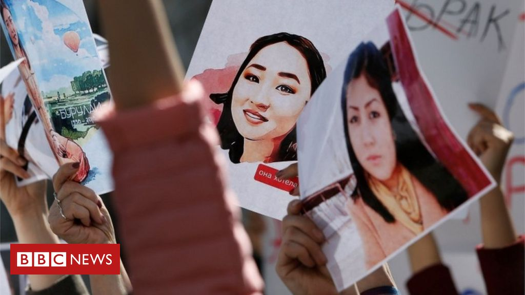 kyrgyzstan:-fury-over-death-of-'bride-kidnapping'-victim