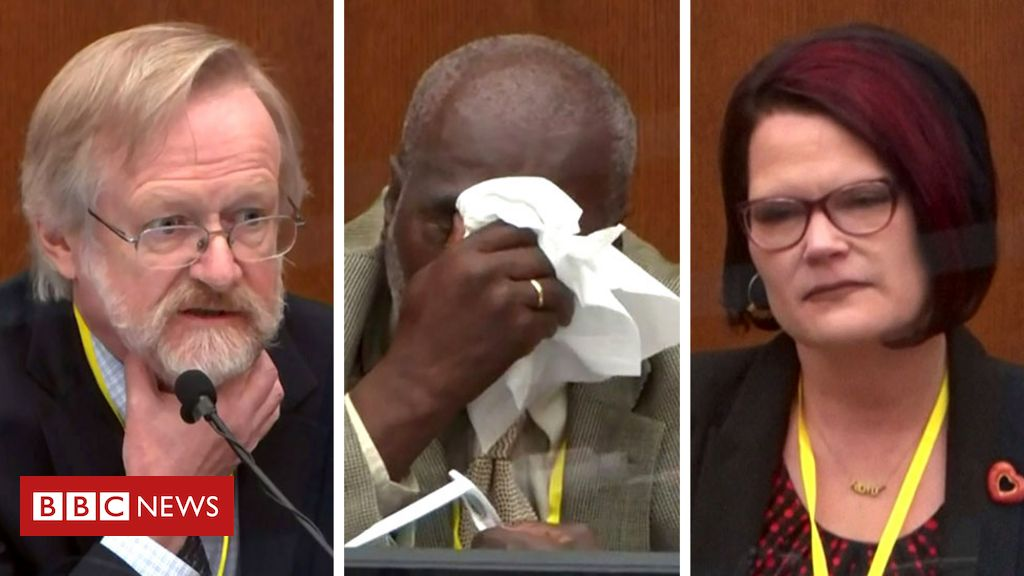 george-floyd-death:-five-key-moments-from-the-derek-chauvin-trial