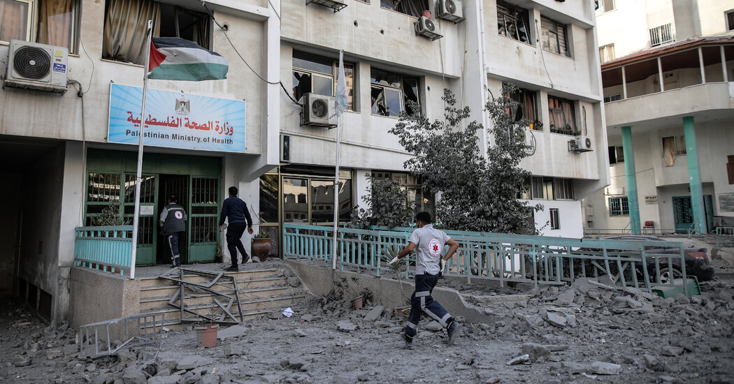 airstrike-damages-gaza's-only-covid-19-testing-lab,-officials-say