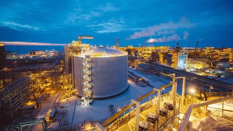 russia's-arctic-lng-2-project-may-be-launched-ahead-of-schedule-–-novatek