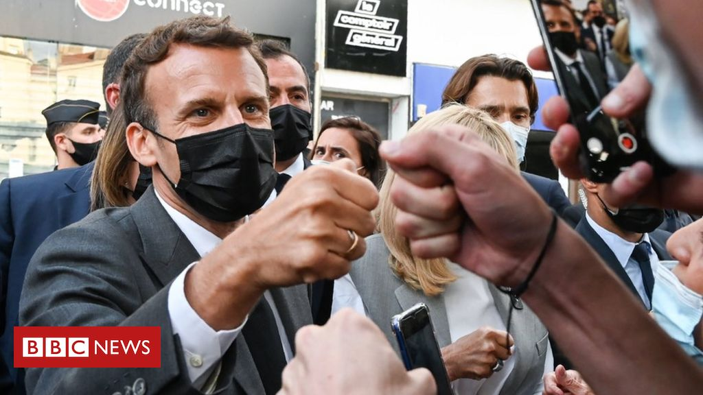 macron-slap:-four-months-for-man-who-attacked-french-president