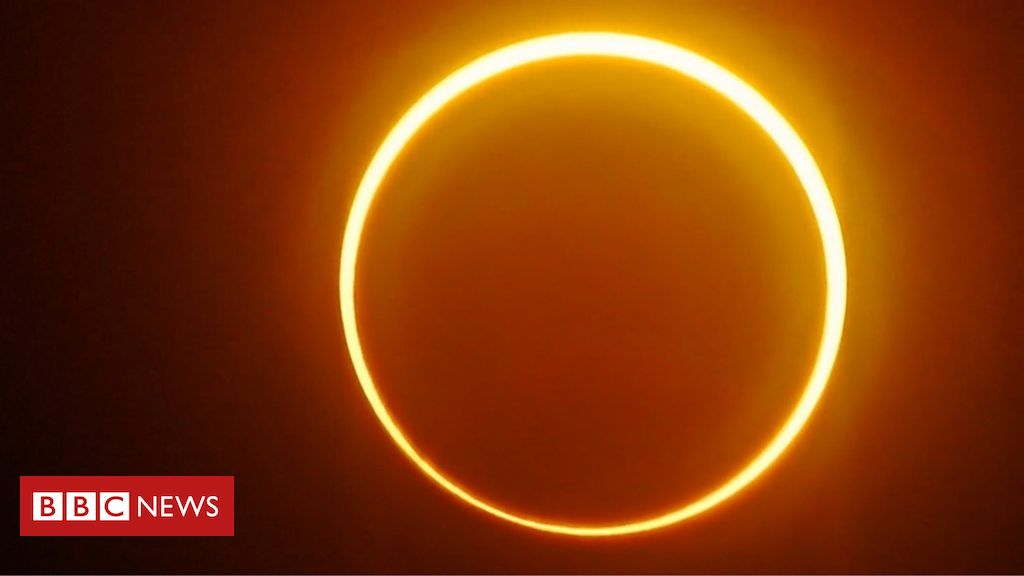 solar-eclipse-2021:-eclipse-lights-up-sky