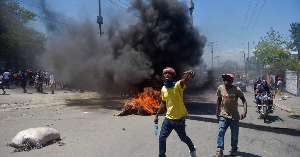 Haitian President Jovenel Moise - Haitian President ...