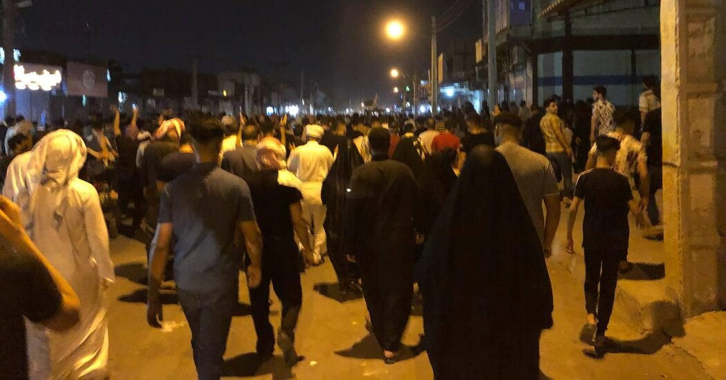 protests-in-iran-intensify-amid-water-shortage
