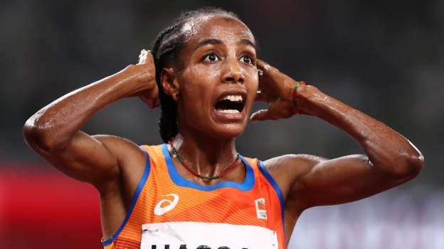 tokyo-olympics:-sifan-hassan-takes-5,000m-gold-in-first-leg-of-attempted-treble
