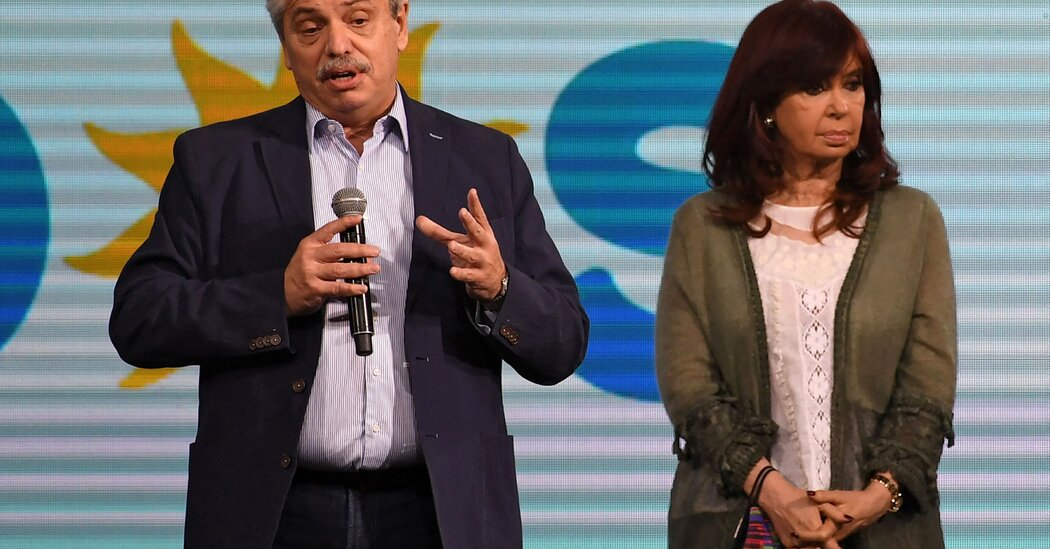 in-argentina,-a-political-marriage-of-convenience-comes-undone