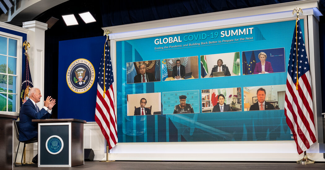 at-covid-summit,-biden-sets-ambitious-goals-for-vaccinating-the-world